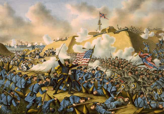 For Nearly Half A Year After T... is listed (or ranked) 4 on the list What Actually Happened Right After The Confederates Surrendered The Civil War?