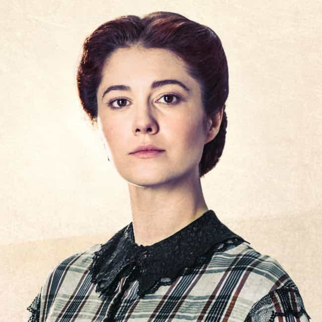 Mercy Street is listed (or ranked) 3 on the list Everywhere You've Seen Mary Elizabeth Winstead Before