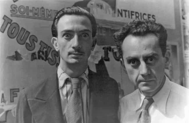 The Dalí Foundati... is listed (or ranked) 3 on the list In A Surreal Twist, Salvador Dalí Might Be Coming Back From The Dead