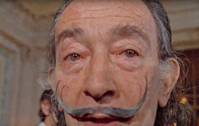 This Isn't The First Tim... is listed (or ranked) 2 on the list In A Surreal Twist, Salvador Dalí Might Be Coming Back From The Dead