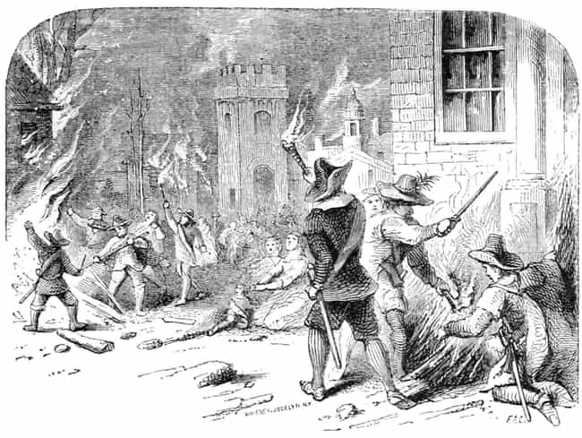 The Rebellion Had Vast Popular... is listed (or ranked) 7 on the list Details About Bacon's Rebellion That Didn't Make It Into Your History Textbook