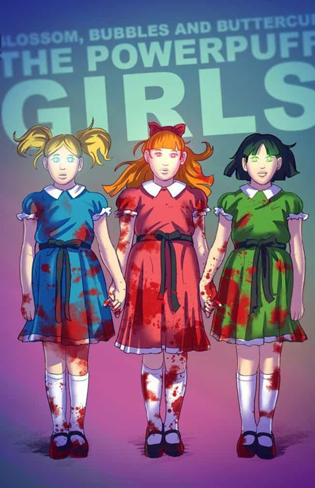 The Powerpuff Girls is listed (or ranked) 4 on the list Tohad Brings Out The Darker Side Of Popular Characters