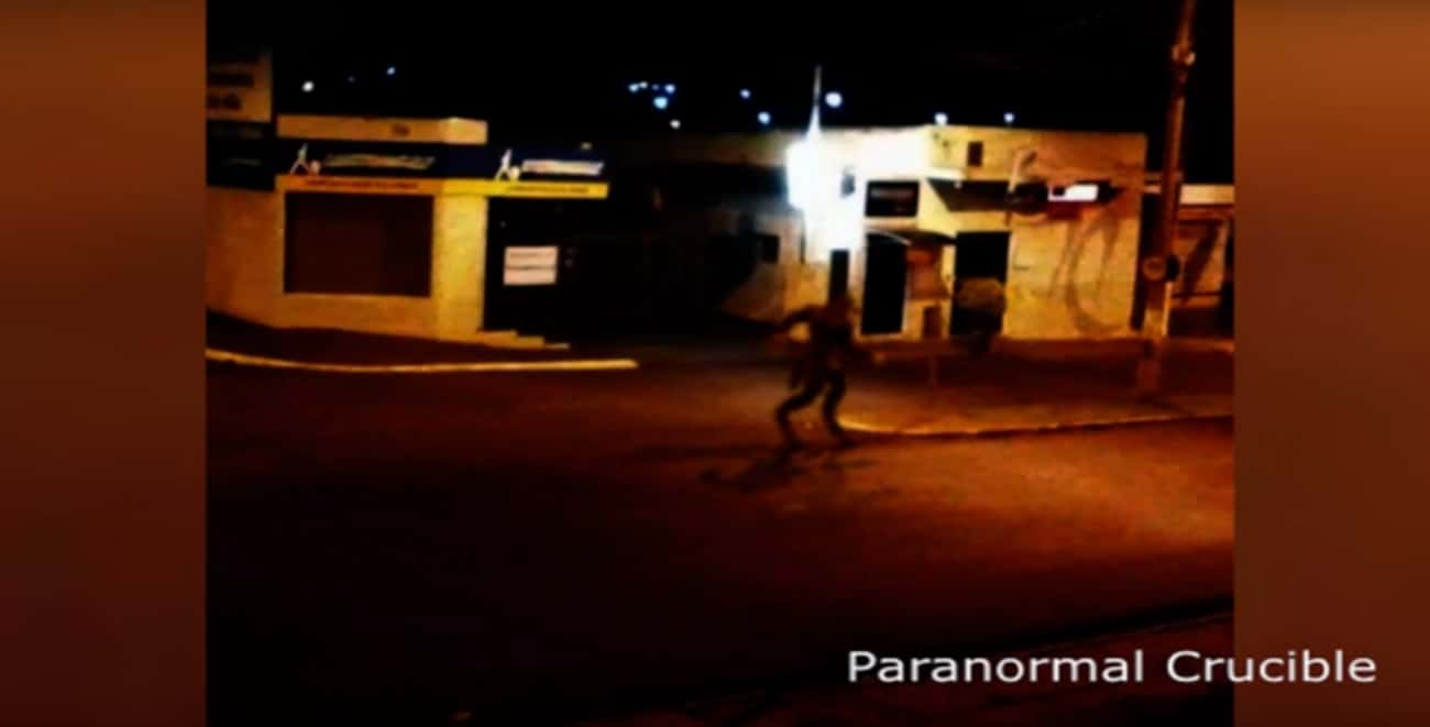 Another Brazilian Werewolf Cau is listed (or ranked) 3 on the list Photos And Videos Some Claim Contain Werewolves