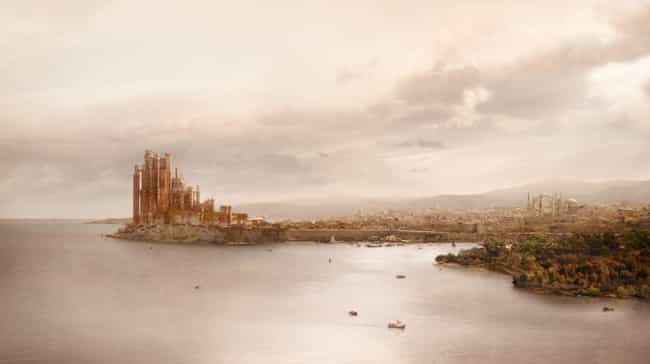King's Landing is listed (or ranked) 2 on the list A Rundown Of Every Major Place In The Game Of Thrones Universe