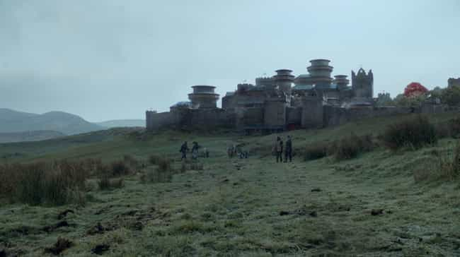Winterfell is listed (or ranked) 1 on the list A Rundown Of Every Major Place In The Game Of Thrones Universe