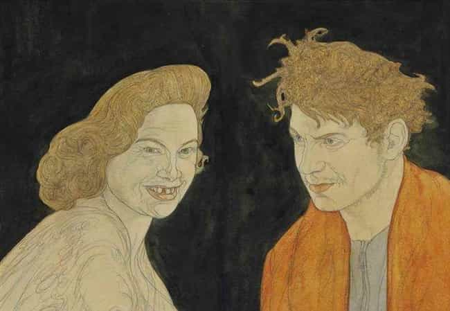 He Was Seduced By A Descendant... is listed (or ranked) 3 on the list Things You Should Probably Know About English Artist And Occultist Austin Osman Spare