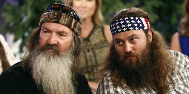 """They Call The Show """"... is listed (or ranked) 1 on the list The Truth About """"Duck Dynasty"""""""