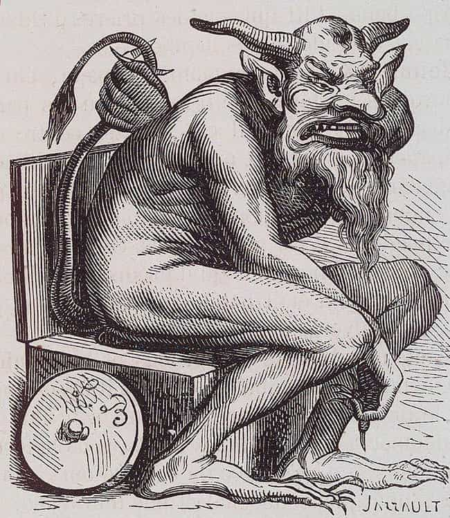 Belphegor Will Taunt You... is listed (or ranked) 1 on the list The Weirdest Demons Who Will Corrupt Your Soul, If You Let Them