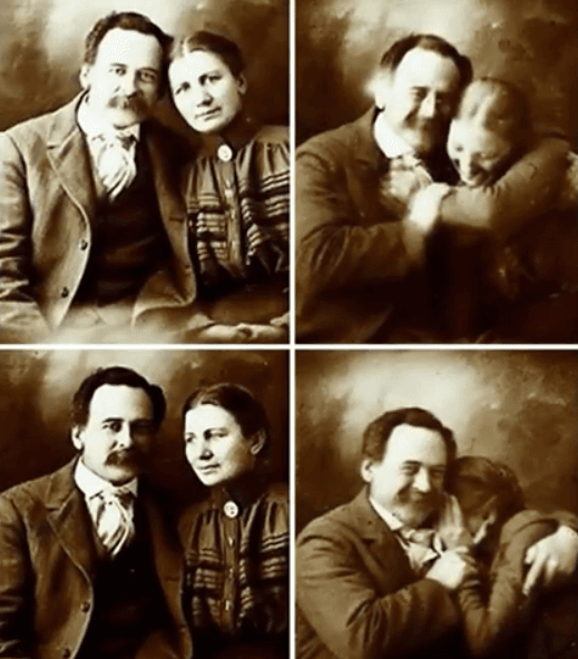 Random Rare Photos of Victorians Just Goofing Off And Being Real People