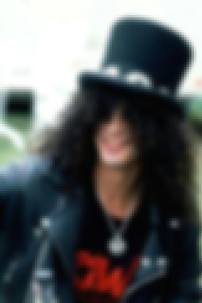 Slash Had A Bad Trip And Ran N... is listed (or ranked) 1 on the list Absolutely Insane Behind-The-Scenes Guns N' Roses Stories