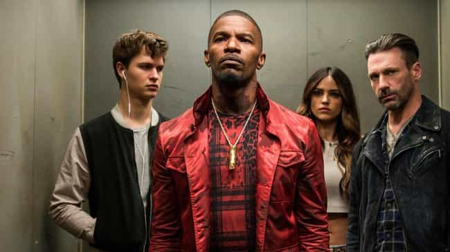 The Intimacy Makes The F... is listed (or ranked) 3 on the list You Should Go See Baby Driver: It's Fast And Furious, With An Awesome Soundtrack