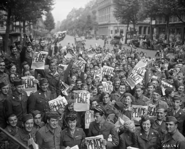 Additional Historical Fo... is listed (or ranked) 4 on the list That Famous VJ-Day Kiss Photo May Have Documented A Non-Consensual Kiss