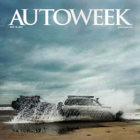 Autoweek is listed (or ranked) 3 on the list The Very Best Car Magazines, Ranked