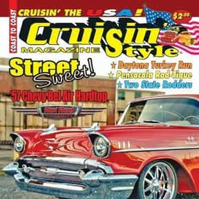 Cruisin' Style Magazine is listed (or ranked) 21 on the list The Very Best Car Magazines, Ranked