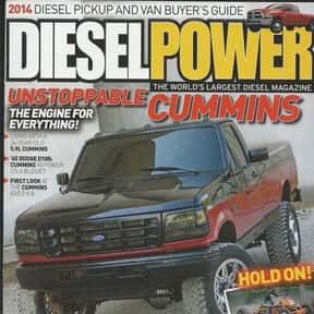 Diesel Power is listed (or ranked) 12 on the list The Very Best Car Magazines, Ranked