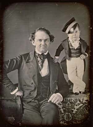 He Introduced The World To Gen... is listed (or ranked) 4 on the list 14 Incredible Facts About American Showman P.T. Barnum
