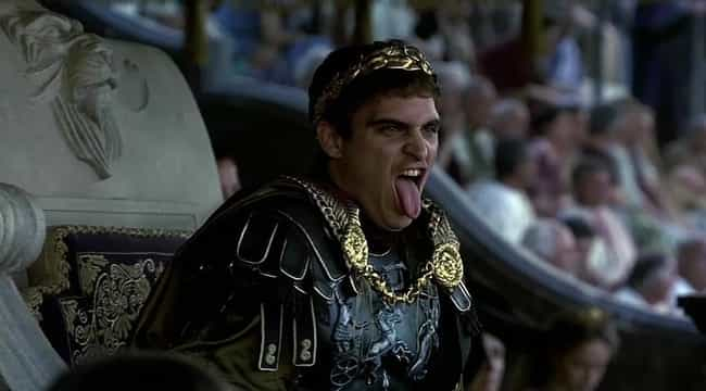 Commodus Was Even More Despica... is listed (or ranked) 3 on the list Gladiator Might Be One of The Most Historically Inaccurate Movies Ever