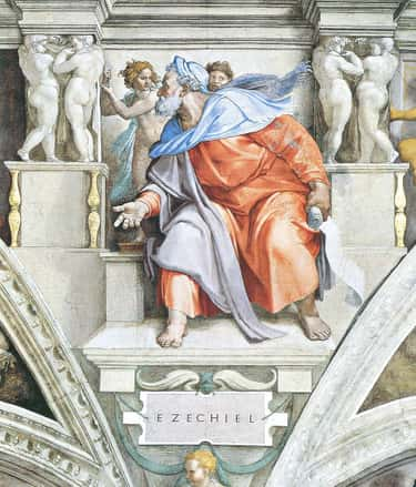 Michelangelo Painted The Ceili is listed (or ranked) 1 on the list Things You Didn't Know About The Sistine Chapel