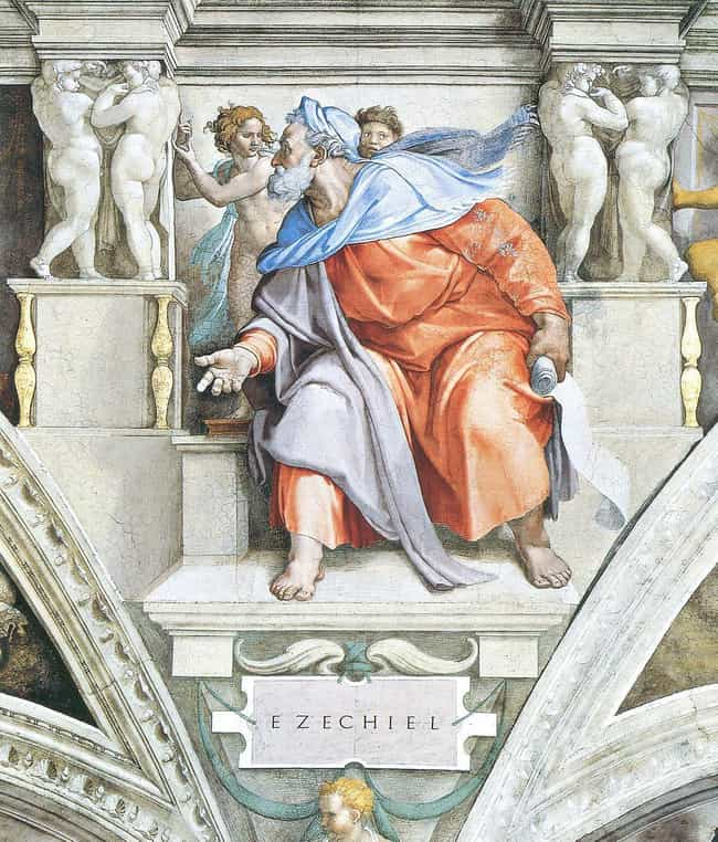 Michelangelo Painted The... is listed (or ranked) 1 on the list Things You Didn't Know About The Sistine Chapel