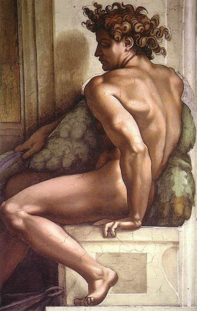 Michelangelo Wrote A Poem Abou... is listed (or ranked) 2 on the list Things You Didn't Know About The Sistine Chapel