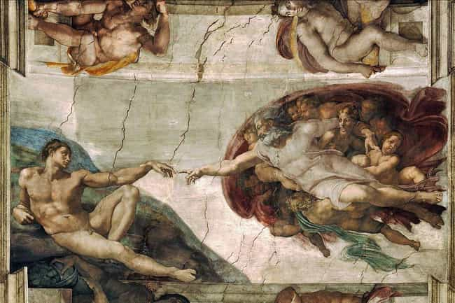 Michelangelo May Have Painted ... is listed (or ranked) 3 on the list Things You Didn't Know About The Sistine Chapel