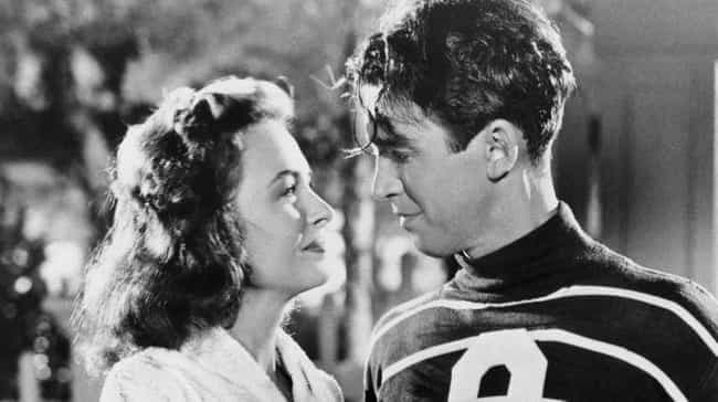 George And Mary's Relationship... is listed (or ranked) 3 on the list It's A Wonderful Life Is Not The Heartwarming Movie You Remember
