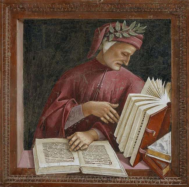 Dante Is The Father Of the Ita... is listed (or ranked) 3 on the list Things Even A Lot Of History Buffs Don't Know About Dante Alighieri