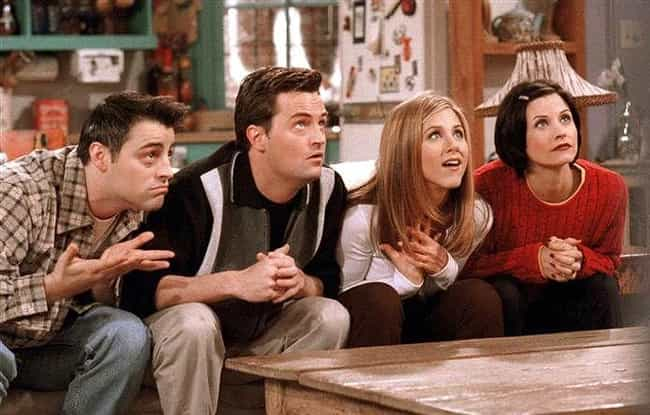 There's A Lack Of Racial D... is listed (or ranked) 1 on the list 10 Reasons Why Friends Just Doesn't Hold Up Anymore