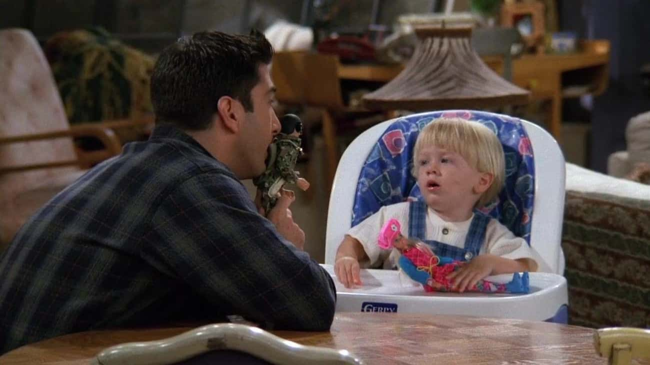 It Has Outdated Perspectives O is listed (or ranked) 4 on the list 10 Reasons Why Friends Just Doesn't Hold Up Anymore