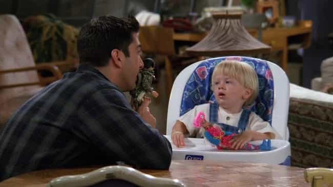 It Has Outdated Perspectives O... is listed (or ranked) 4 on the list 10 Reasons Why Friends Just Doesn't Hold Up Anymore