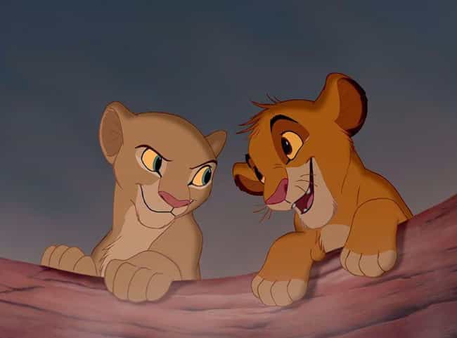 Simba And Nala Are Relat... is listed (or ranked) 4 on the list 13 Messed Up Things You Never Noticed About The Lion King