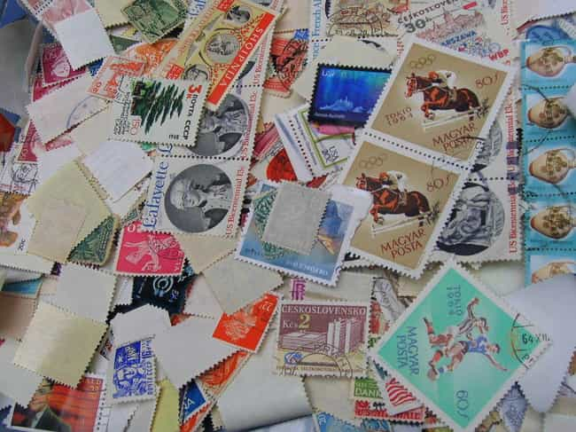 Postage Stamps is listed (or ranked) 2 on the list 13 Interesting Things Used As Currency In Prison