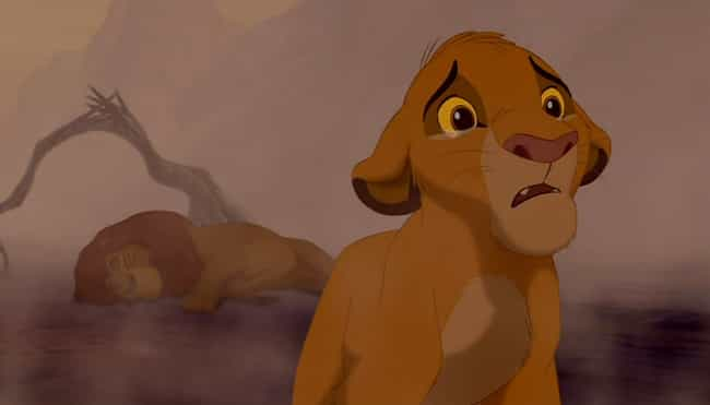 Simba's Warped Family Li... is listed (or ranked) 3 on the list 13 Messed Up Things You Never Noticed About The Lion King