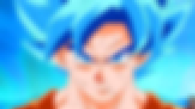 Godliness is listed (or ranked) 1 on the list 11 Reasons Dragon Ball Super Is Better Than Dragon Ball Z