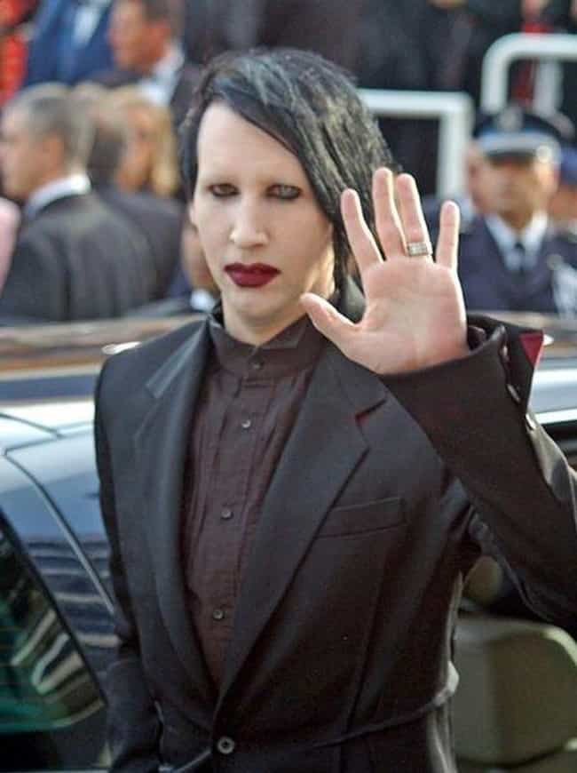 He Occasionally Shoplift... is listed (or ranked) 2 on the list Marilyn Manson's Real Life Is Even Crazier Than The Rumors You've Probably Heard
