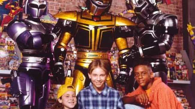The Kids Are Murderers ... is listed (or ranked) 1 on the list 'Big Bad Beetleborgs' Is Way More Messed Up Than You Remember