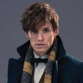 Newt Scamander is listed (or ranked) 23 on the list The Greatest Harry Potter Characters, Ranked