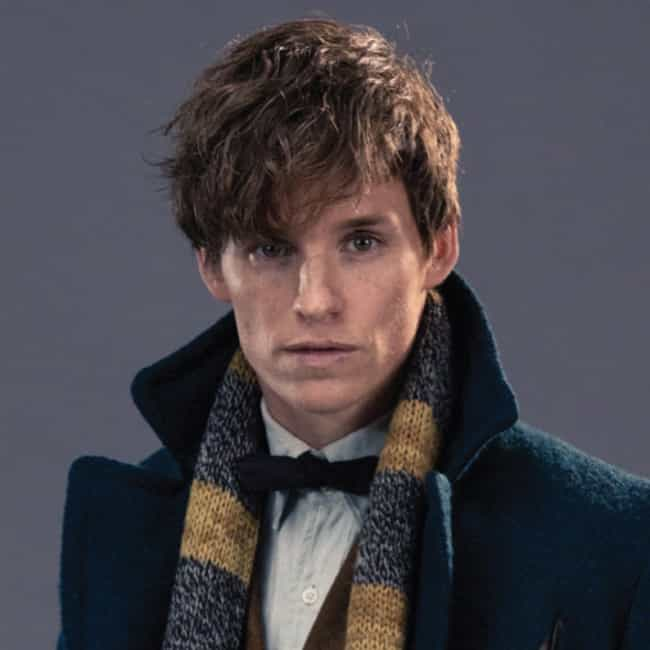 Newt Scamander is listed (or ranked) 1 on the list The Best Members of Hufflepuff