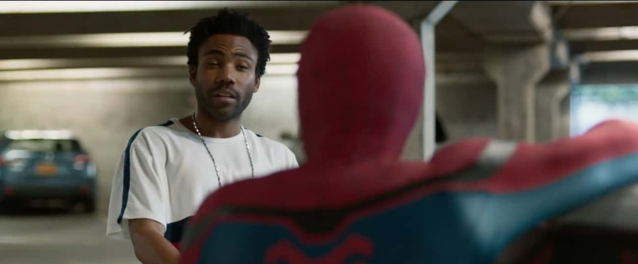 Miles Morales's Uncle is listed (or ranked) 1 on the list All The Easter Eggs Hidden In Spider-Man: Homecoming