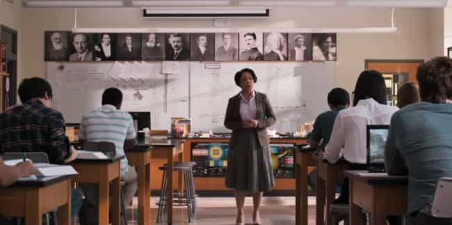 Dr. Bruce Banner is listed (or ranked) 1 on the list All The Easter Eggs Hidden In Spider-Man: Homecoming