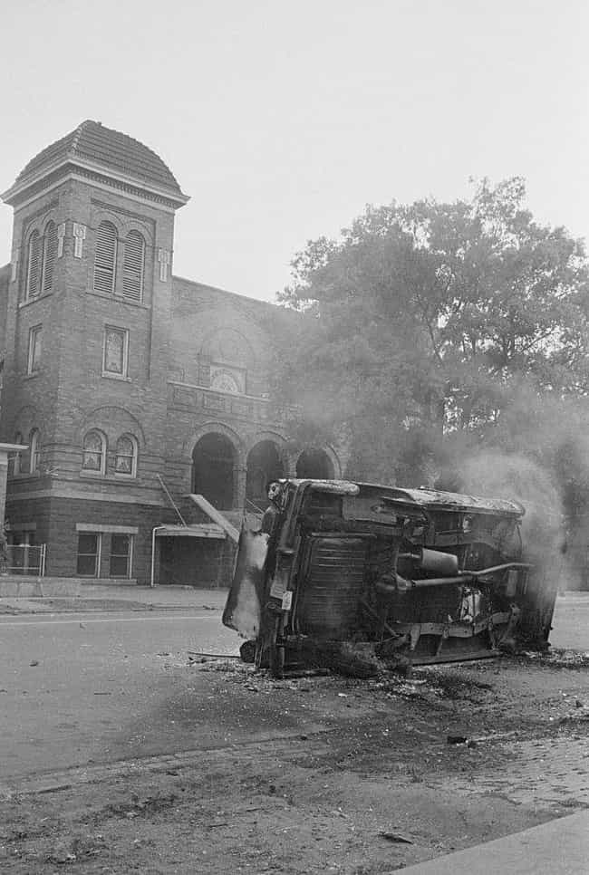 The Bombers Placed Sticks Of D... is listed (or ranked) 1 on the list Facts About The 16th Street Baptist Church Bombing That Ushered In The Civil Rights Movement