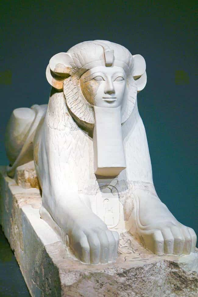 She Married Her Half-Bro... is listed (or ranked) 1 on the list 12 Things You Never Knew About Egypt's Greatest Female Pharaoh