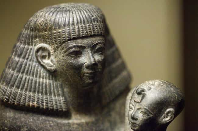 Her Number One Advisor M... is listed (or ranked) 4 on the list 12 Things You Never Knew About Egypt's Greatest Female Pharaoh