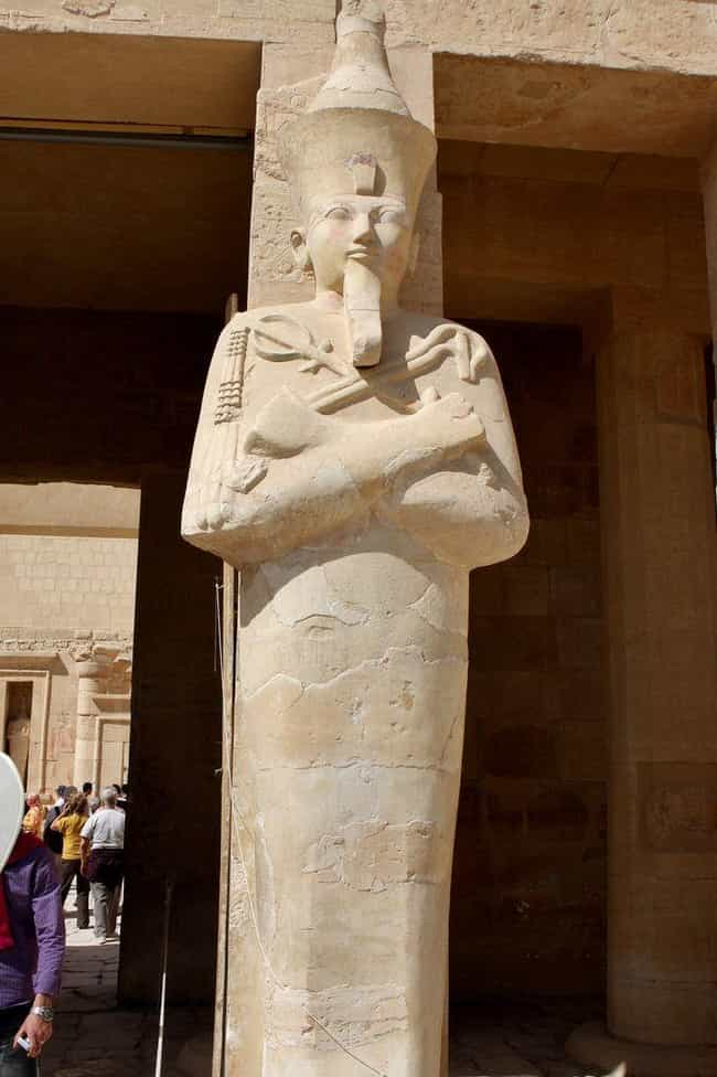 Hatsepshut Spread Rumors... is listed (or ranked) 5 on the list 12 Things You Never Knew About Egypt's Greatest Female Pharaoh