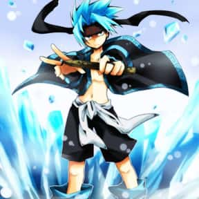 Horokeu Usui - Shaman King is listed (or ranked) 16 on the list The 20+ Greatest Anime Characters With Ice Powers