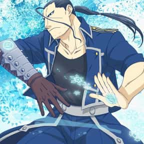 Isaac McDougal - Full Metal Al is listed (or ranked) 11 on the list The 20+ Greatest Anime Characters With Ice Powers