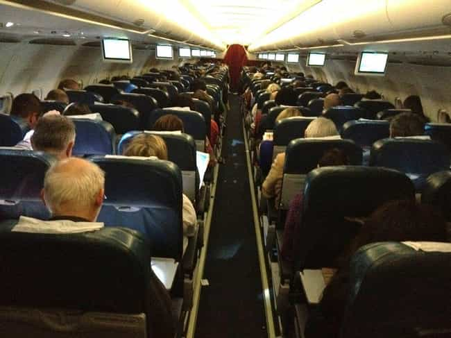 They Intentionally Overbook Fl... is listed (or ranked) 2 on the list Airlines Are Making You Miserable On Purpose - Here's How And Why They Do It