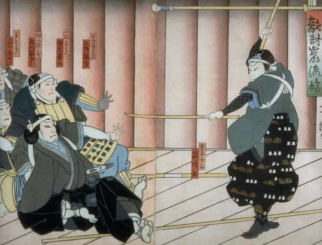 He Was Undefeated In 60 Duels is listed (or ranked) 2 on the list The Insanely Violent Life Of The Greatest Samurai Of All Time