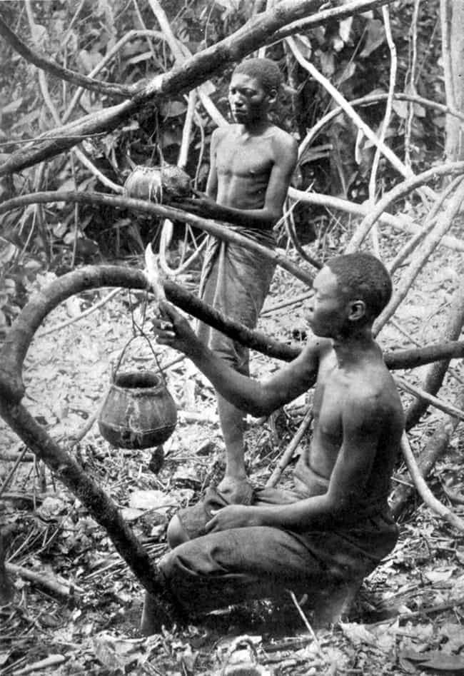 He Led A Difficult War-Shatter... is listed (or ranked) 1 on the list Heartbreaking Facts About Human Zoo Exhibit Ota Benga