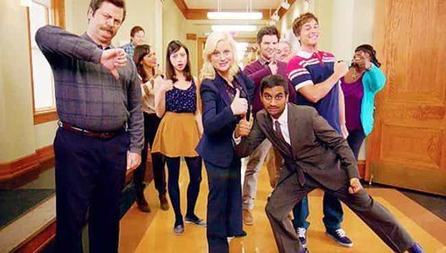 Parks's Cast Was Unbelieva... is listed (or ranked) 4 on the list 15 Reasons Why Parks And Rec Has Always Been Better Than The Office